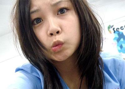 台湾の「曾大竎」ツォン・ダーミエちゃんが可愛すぎる!JK時代から社会人までの自撮りまとめ。