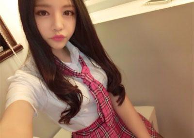 韓国美女のJK制服姿がぐうシコ!wwwww着衣ハメしたいwwwww(画像あり)