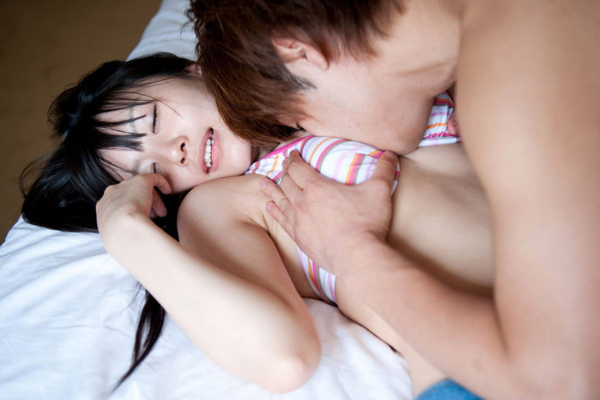 【つぼみエロ画像】元々が童顔だけにロリ系AV女優を地で行く『つぼみ』というAV女優! 44