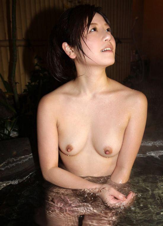 【入浴エロ画像】女の子が全裸で入浴している姿がグゥ!ヌケる!ww