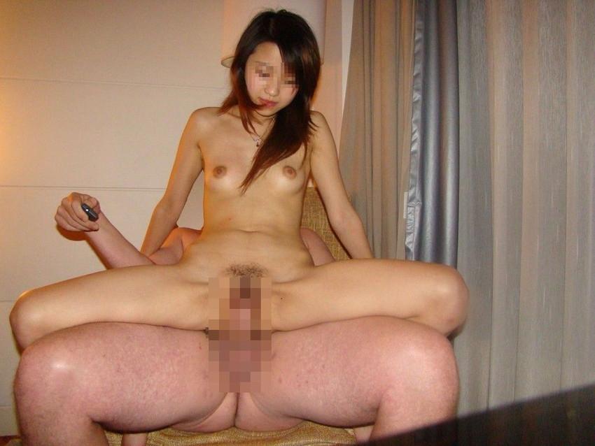 【素人ハメ撮りエロ画像】素人娘たちのセックスシーンの画像50枚!! 27