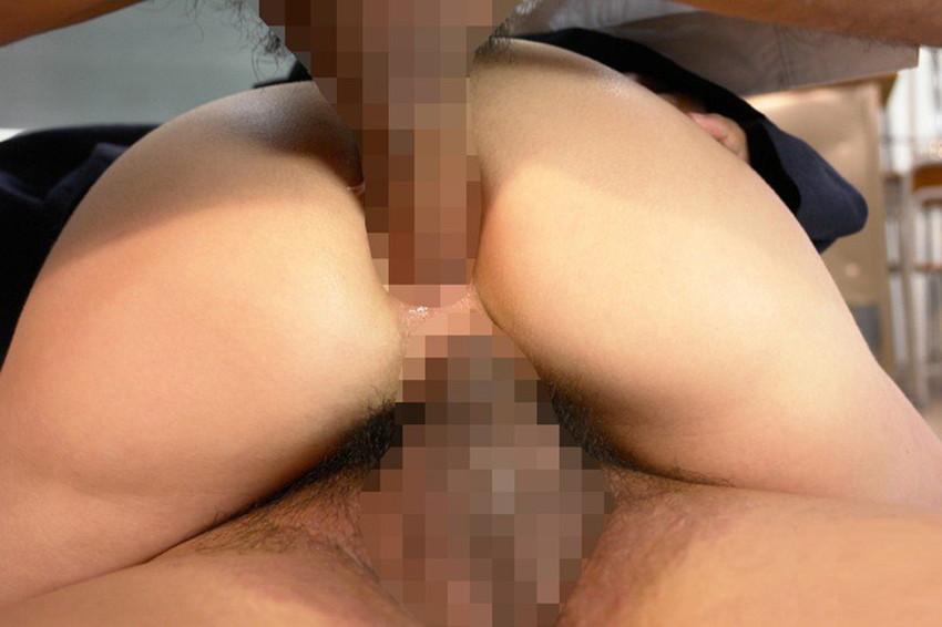 【2穴セックスエロ画像】オマンコもアナルも気持ちいい~!2穴セックス画像! 15