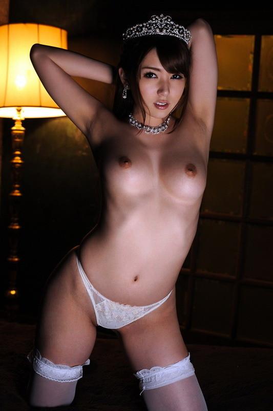 【波多野結衣エロ画像】歴代のAV女優の中でも筆頭になるほどの人気AV女優 07