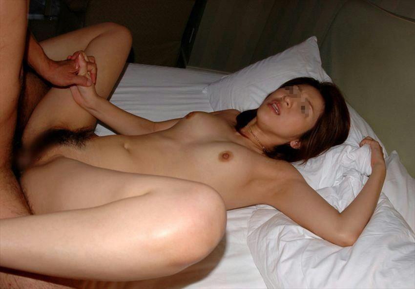 【素人ハメ撮りエロ画像】素人娘たちの生々しいセックス見たくない? 45