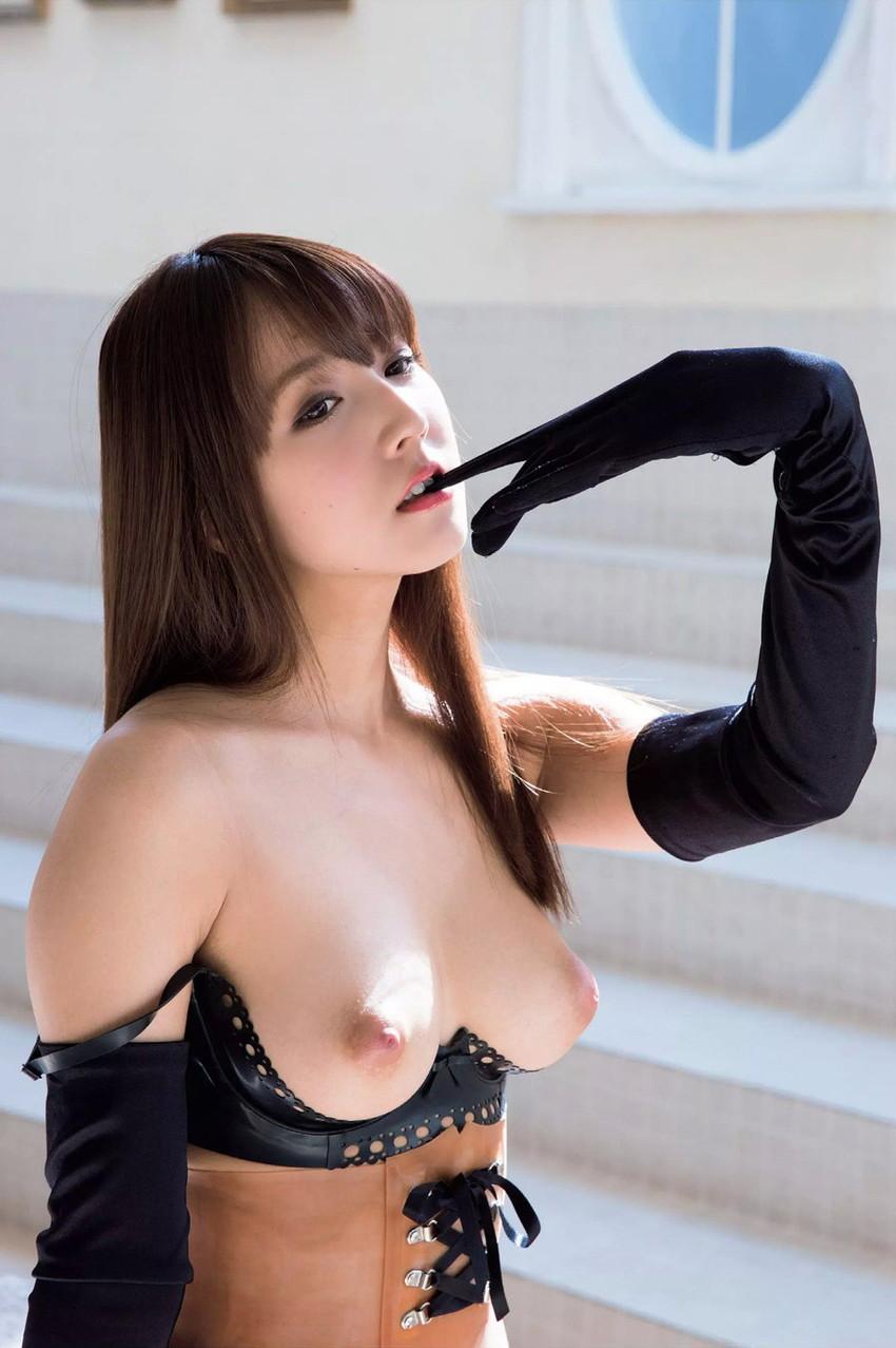 【三上悠亜エロ画像】元、国民的的アイドルグループのメンバーがAV転進! 20