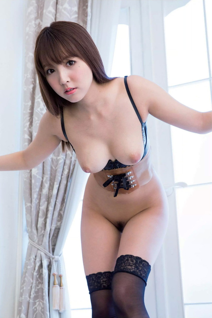 【三上悠亜エロ画像】元、国民的的アイドルグループのメンバーがAV転進! 55