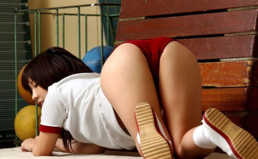 【ブルマエロ画像】大人気コスプレ姿!ブルーマを履いた美女たちがエロ可愛いw(50枚) 27