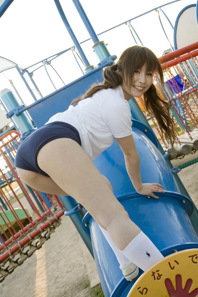 【ブルマエロ画像】大人気コスプレ姿!ブルーマを履いた美女たちがエロ可愛いw(50枚) 30