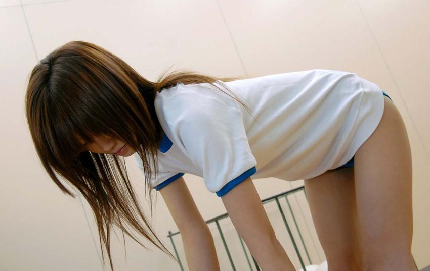 【ブルマエロ画像】大人気コスプレ姿!ブルーマを履いた美女たちがエロ可愛いw(50枚) 43