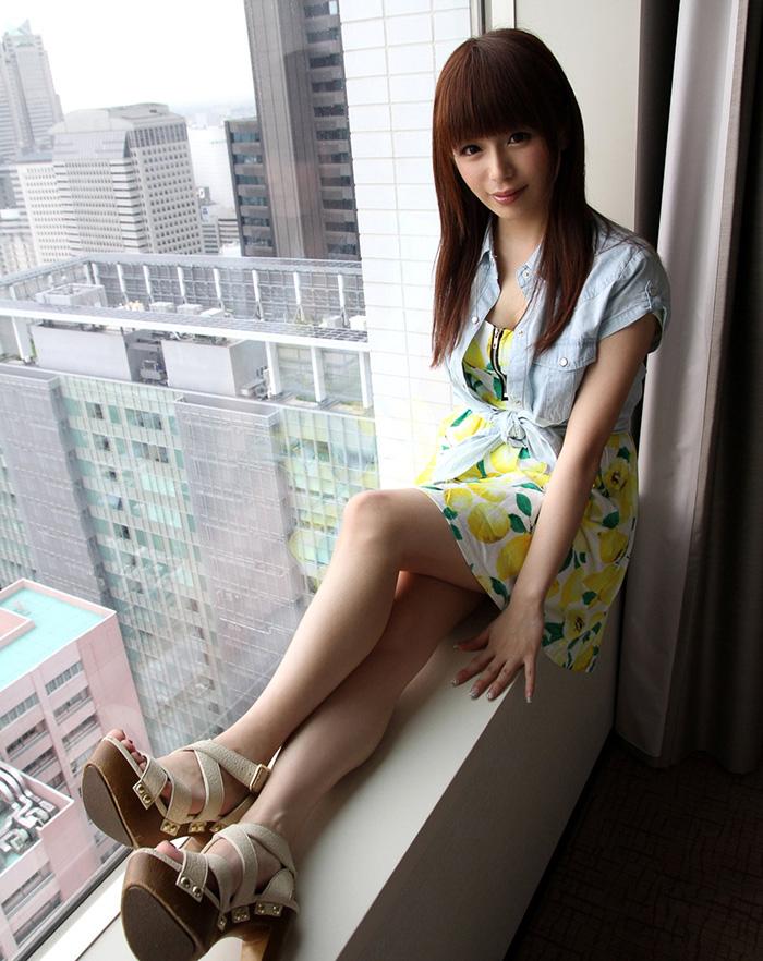 【栗林里莉エロ画像】『くりりんだぉ( ^ω^ )』が可愛いAV女優のセックス姿!(52枚) 06