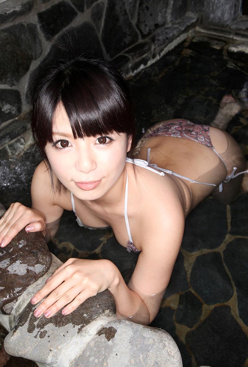 【栗林里莉エロ画像】『くりりんだぉ( ^ω^ )』が可愛いAV女優のセックス姿!(52枚) 27