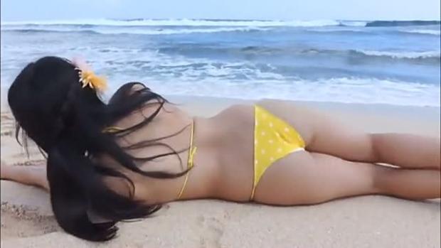 【田中菜々エロ画像】女優業でも躍進中!人気グラドルのセクシー水着・下着姿!(50枚) 29