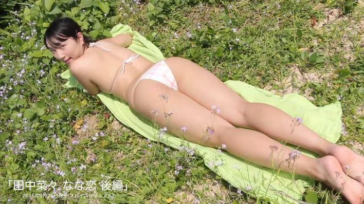 【田中菜々エロ画像】女優業でも躍進中!人気グラドルのセクシー水着・下着姿!(50枚) 35