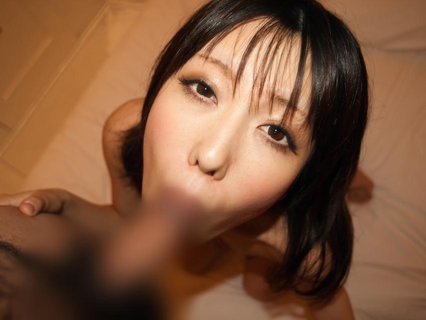 【フェラチオエロ画像】前戯の王道といえばコレ?チンポを咥えて舐めあげる女たち! 37