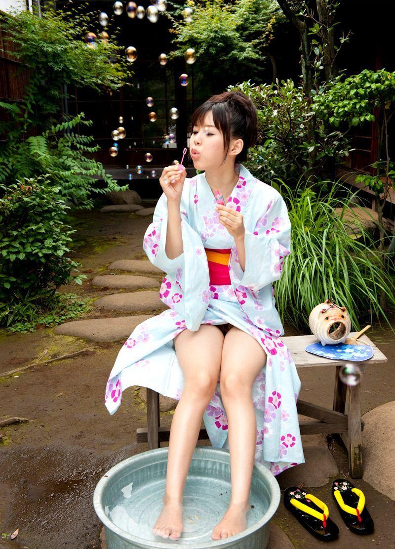 【和服エロ画像】やっぱり大和撫子が好き!日本人でよかった!和服エロ画像 03