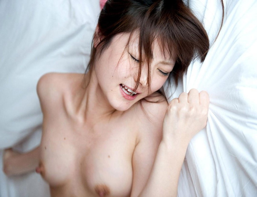 【悦顔エロ画像】セックスの最中、表情を悦に染める女たちにフル勃起確定! 02