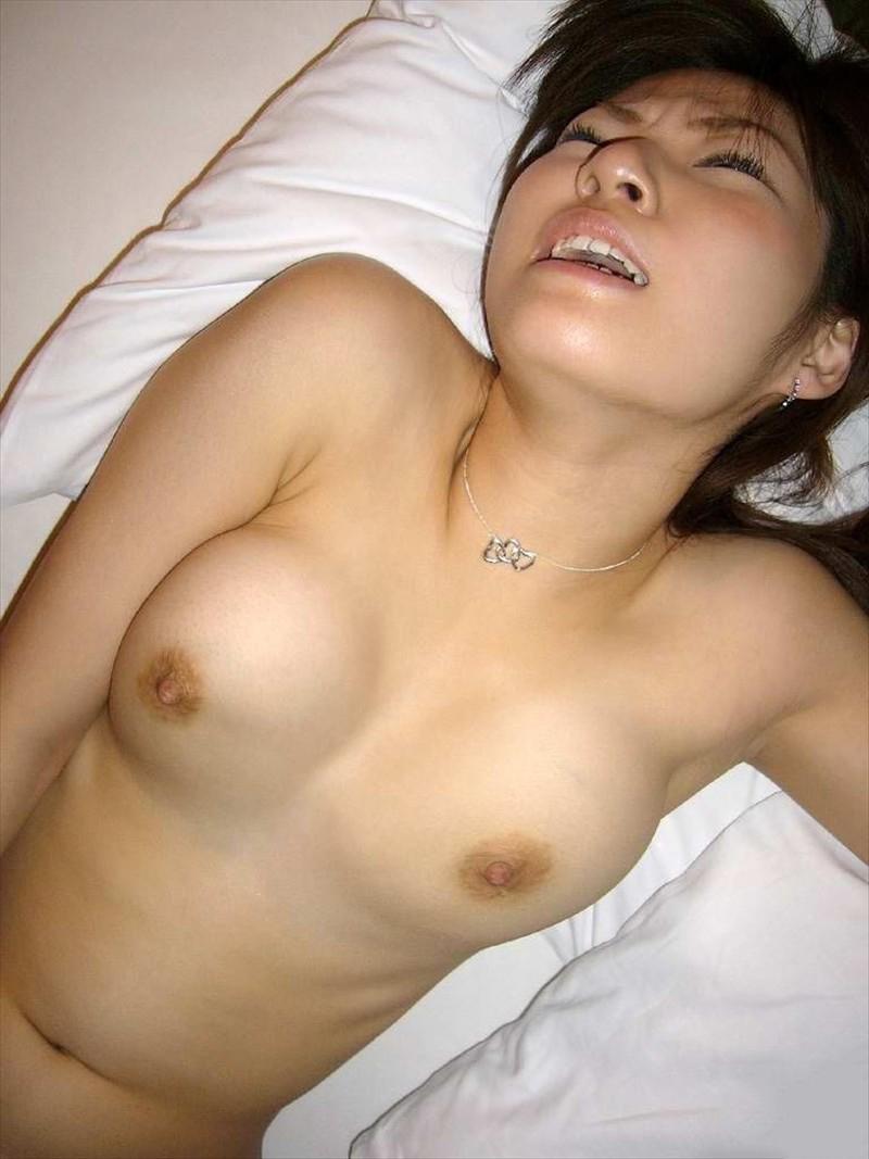 【悦顔エロ画像】セックスの最中、表情を悦に染める女たちにフル勃起確定! 13