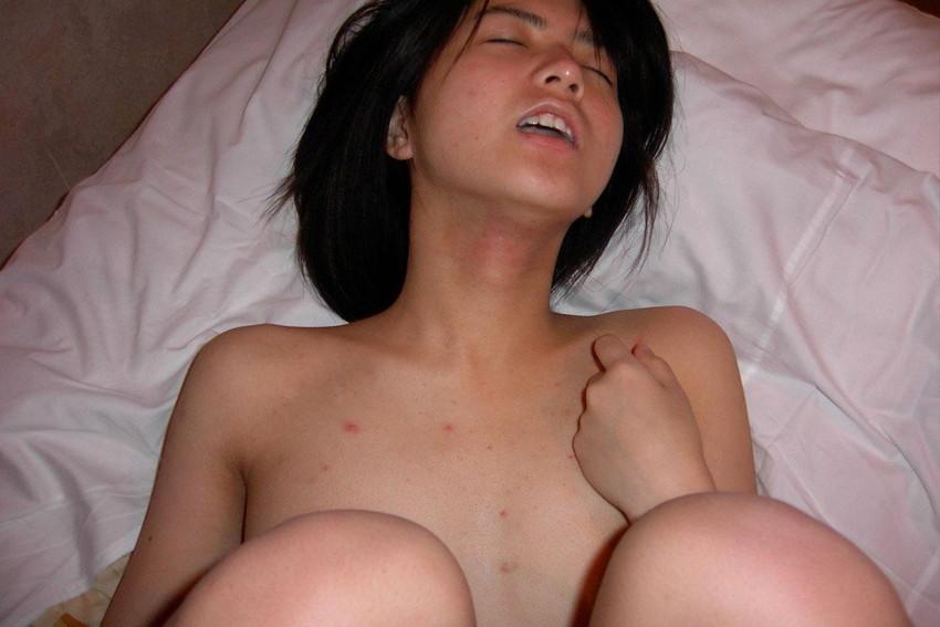 【悦顔エロ画像】セックスの最中、表情を悦に染める女たちにフル勃起確定! 29