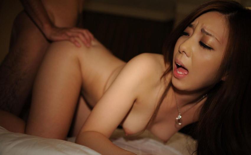 【悦顔エロ画像】セックスの最中、表情を悦に染める女たちにフル勃起確定! 32