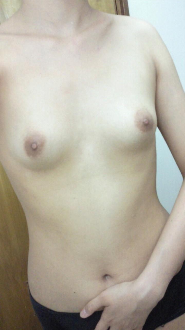 【自撮りエロ画像】自ら自分の恥ずかしい姿を自撮りしてしまう女の子! 18