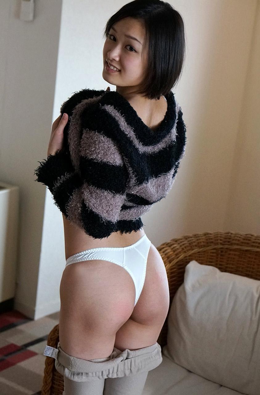 【美尻エロ画像】丸みを帯びた美しい女の子のお尻!美尻特集! 03
