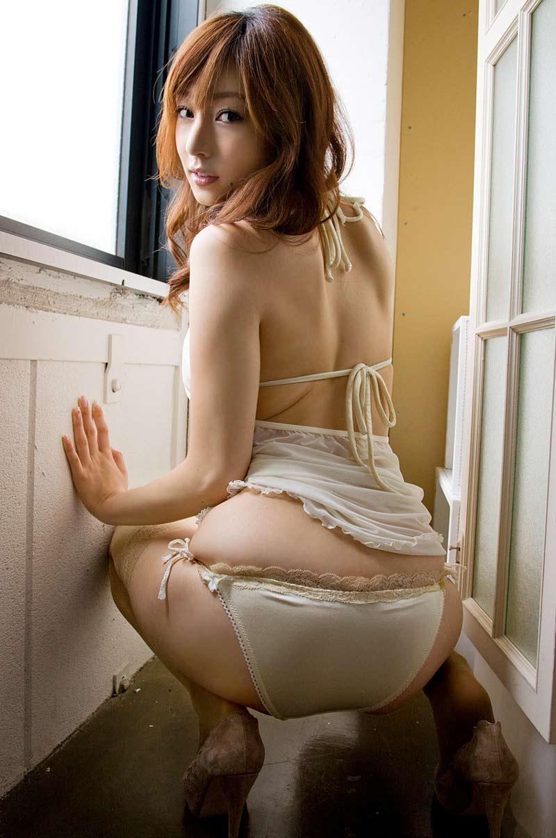 【美尻エロ画像】丸みを帯びた美しい女の子のお尻!美尻特集! 08