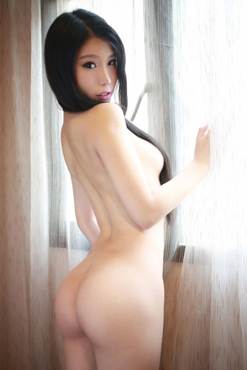 【美尻エロ画像】丸みを帯びた美しい女の子のお尻!美尻特集! 36