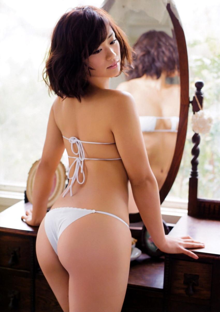 【美尻エロ画像】丸みを帯びた美しい女の子のお尻!美尻特集! 52