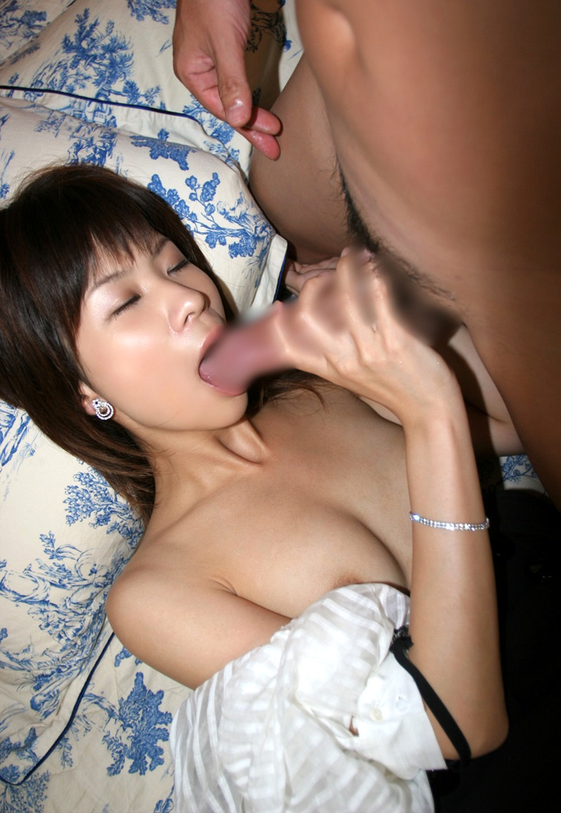 【フェラチオエロ画像】セックスよりも刺激が強いって本当!?フェラチオエロ画像! 04