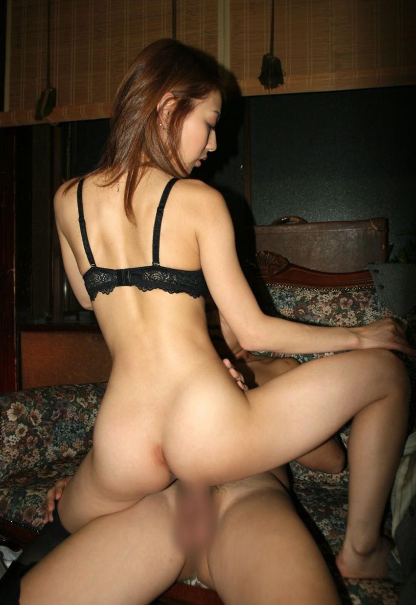 【騎乗位エロ画像】やっぱり女の子がセックスのリード権を握れる体位といえばこれだろ! 30
