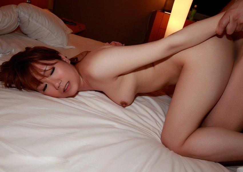 【バックエロ画像】バックでセックスするカップルの画像がめっちゃシコだな! 50