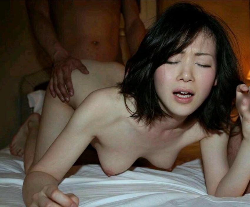 【悦顔エロ画像】セックス中の女の子表情ってなんでこうもエロいのだろう…。 07