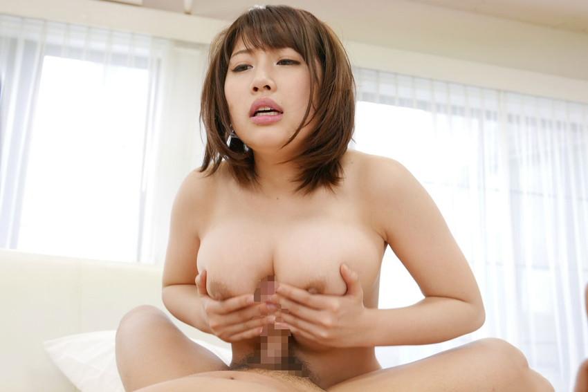 【パイズリエロ画像】巨乳の彼女とホテルにいった結果、やっぱりこうなったw 22